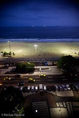 Foto 0035. Marcadores: 11/09/2009, Casamento Luciene e Rodrigo, Diversos, Paisagem, Praia de Copacabana, Rio de Janeiro