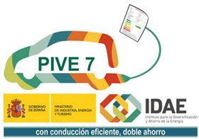 Novedades del Plan PIVE 7 -Programa de Incentivos al Vehículo Eficiente-