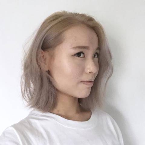 Gatsby Hi Bleach Ash Grey Hair Dye Review Jean Kuah S