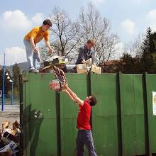 Zbiranje papirja, Ilirska Bistrica 2006 - KIF_8422.JPG