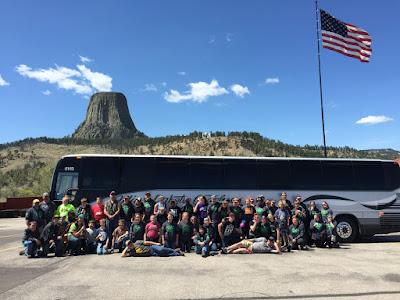SD Field Investigations Trip 2016