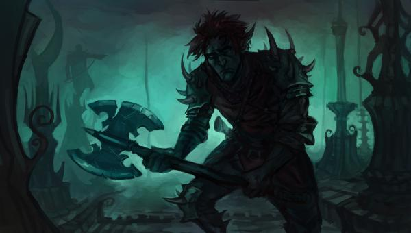 Cartoon Warrior, Warriors