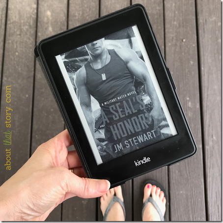 Review: A SEAL's Honor (Military Match #3) by J. M. Stewart | About That Story