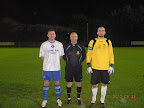 Ref and captains