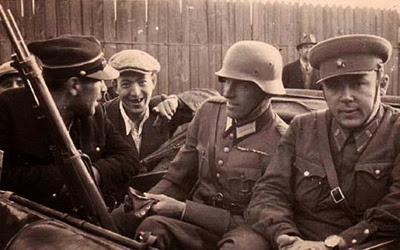 Львов и Вторая мировая война (1939)