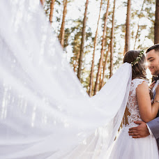 Wedding photographer Agnieszka Werecha-Osińska (tiamofoto). Photo of 01.10.2018