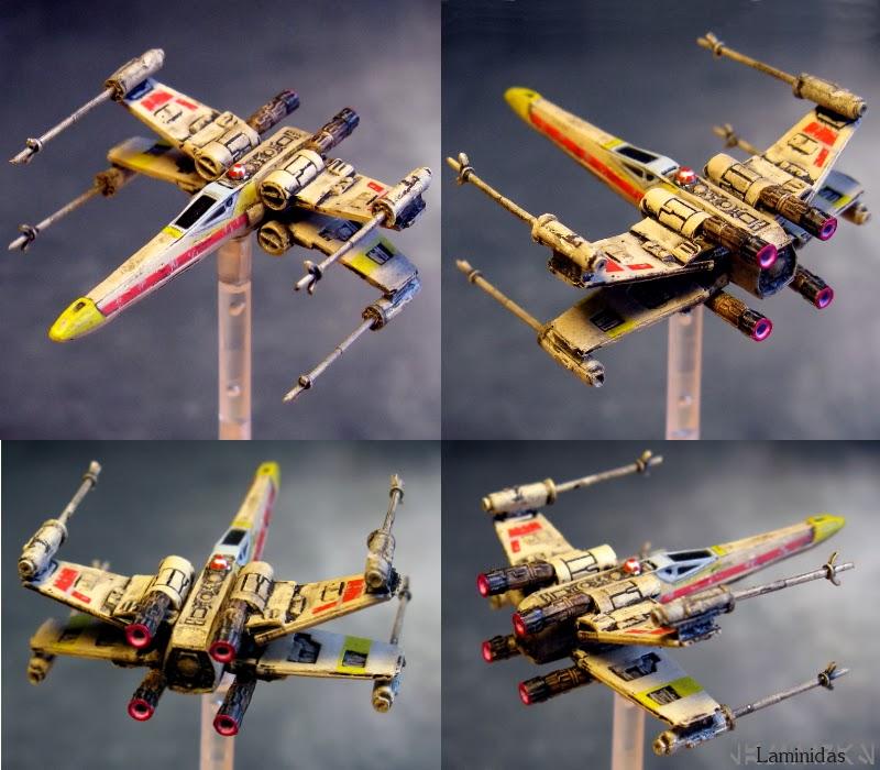 Laminidas' farbige Werften 140228+X-Wing+-+X-Wing+2