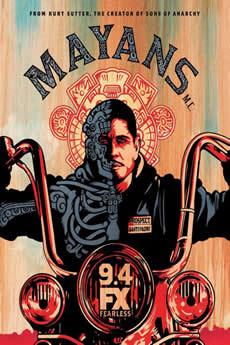 Baixar Filme Mayans M.C. 1ª Temporada (2018) Dublado Torrent Grátis