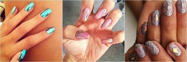 Metallic-Nail -Art-Ideas-Mystylespots-2017