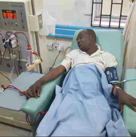Nollywood actor, Adeshina Adesanya dies of Kidney failure