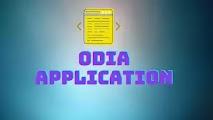 Odia Oriya Application
