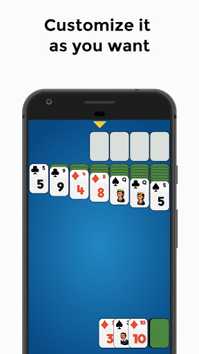 Solitaire Games: collection of the best patiences - screenshot