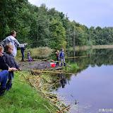 Viswedstrijd buurtcommissie Krummelveld