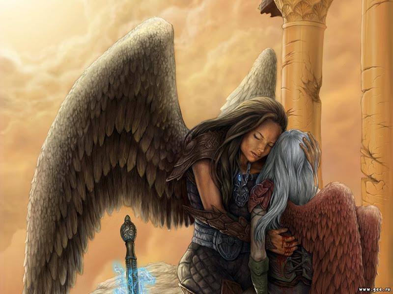 Fine Angel Being, Angels 4