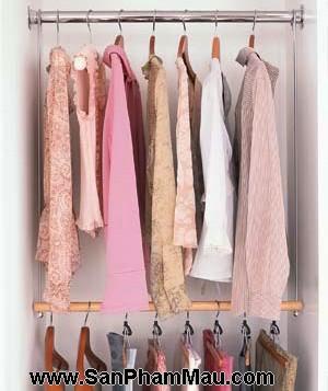 17 mẹo nhỏ cho tủ quần áo ngăn nắp-1
