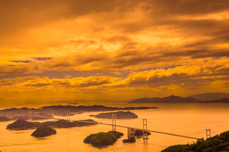 来島海峡大橋 亀老山展望台 6
