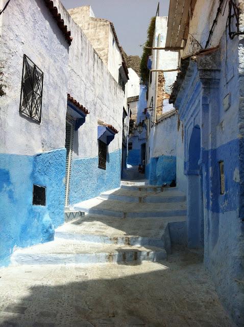 Niebieskie Miasto Chefchaouen