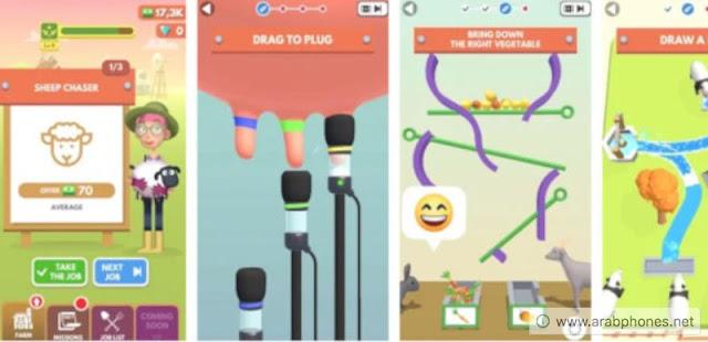 تحميل لعبة Farmer Hero 3D مهكرة للاندرويد