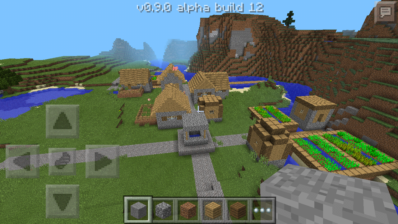 Villa Minecraft  Cottage Style Niveau   Ere Etage