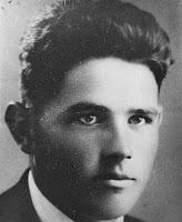 Михаил Курмин погиб в 1944 году(фото из собрания Нарвского городского музея)