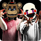 Freddy Photo Editor For FNAF 1,2,3,4,5