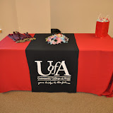 Student Government Association Awards Banquet 2012