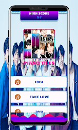 BTS Piano Tiles APK screenshot thumbnail 1