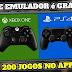 BAIXAR Emulador de XBOX e PS4 GRATUITO para TODOS os ANDROID • ATUALIZADO 2021