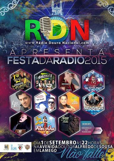 Festa da Rádio Douro Nacional 2015 - Lamego