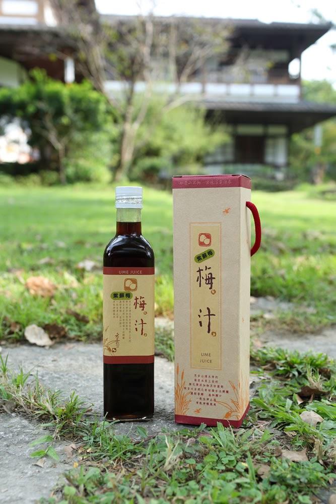 紫蘇梅汁 500ml