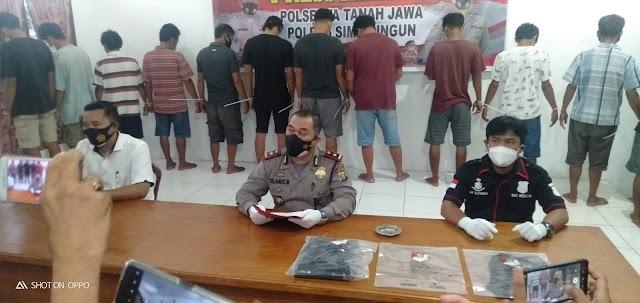 Kapolsek Tanah Jawa Ungkap Tewasnya Warga Tebing Tinggi Terduga Pelaku Percobaan Pencurian