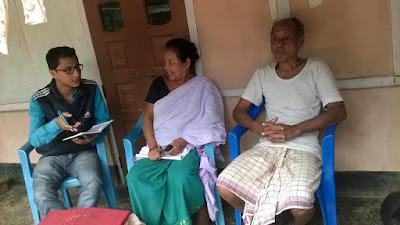 Follow up at Pukhuripara, Kamrup