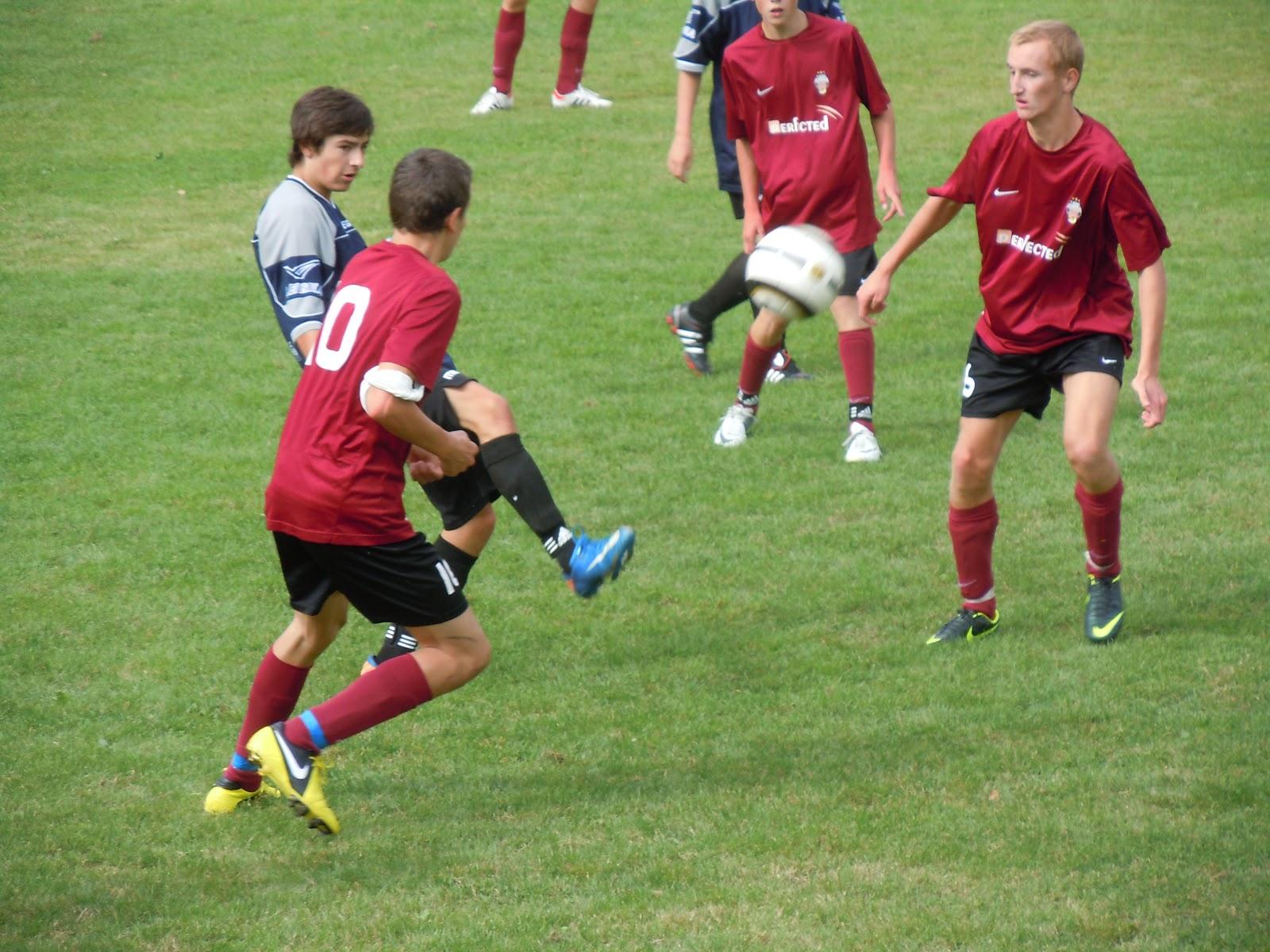 FC Inter. Petrovice - 1. BFK dorost 3:5