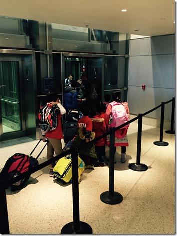 Airport departures 3