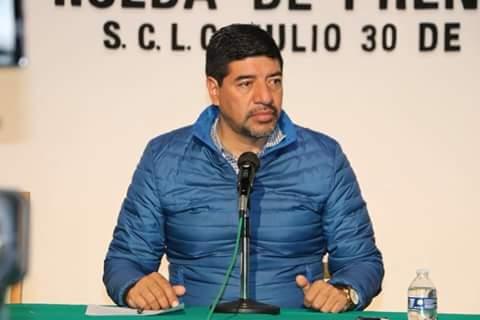 SOLICITA ALCALDE A LA FISCALÍA SU INTERVENCIÓN PARA INVESTIGAR CONATOS DE DELINCUENCIA EN SCLC