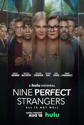 Nine Perfect Strangers Hulu