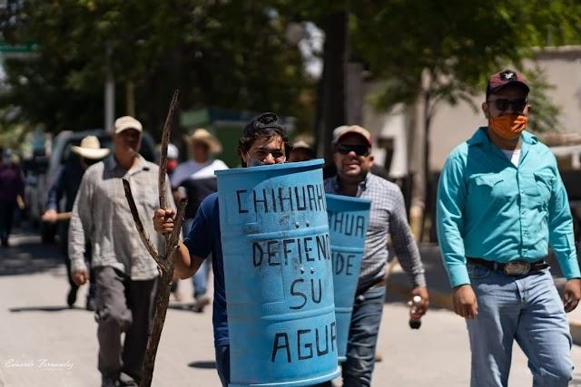 CONDENAN ASESINATO DE AGRICULTORES EN CHIHUAHUA Y PIDEN DIÁLOGO A AMLO PARA SOLUCIONAR EL CONFLICTO