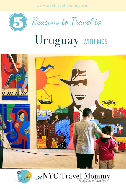 Traveling to Uruguay with Kids