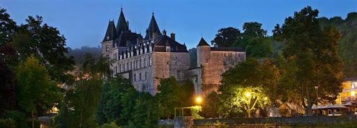 Bruselas Valonia: Castillo