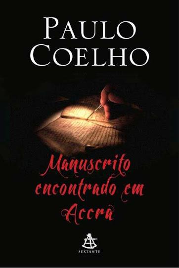 """Paulo Coelho, El Manuscrito encontrado en Accra"""" width="""