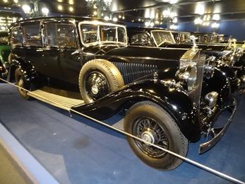 2017.08.24-253 Rolls-Royce limousine Phantom III 1938