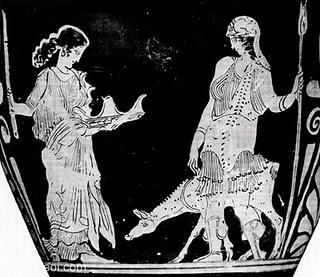 Goddess Bendis Image