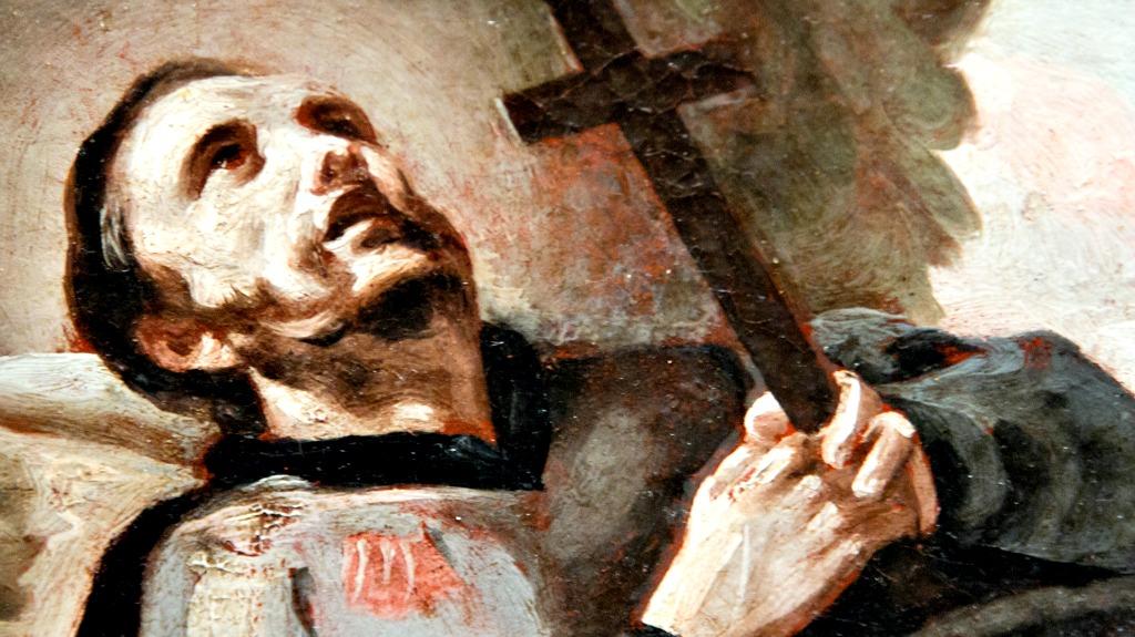 La muerte de San Francisco Javier (Francisco de Goya) - Turismo en Navarra