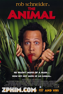Cảnh Sát Thú - The Animal (2001) Poster