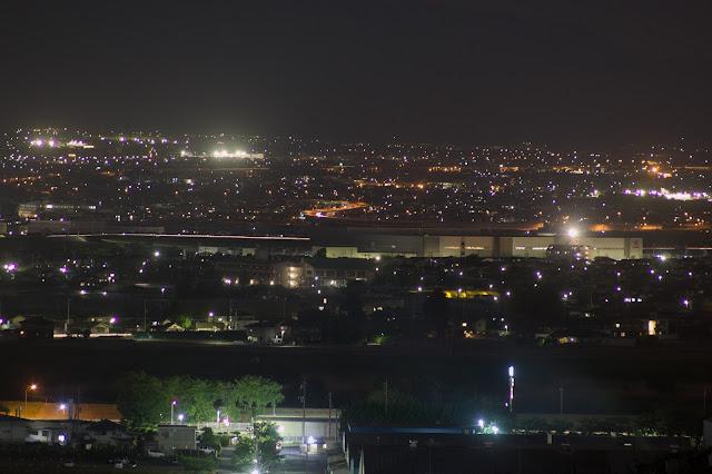 みたまの夜景