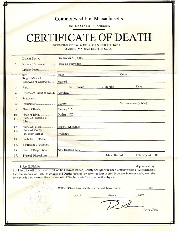 Blank death certificates pronofoot35fo Choice Image
