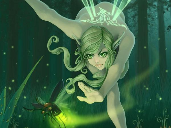 Beautiful Fay, Fairies 4