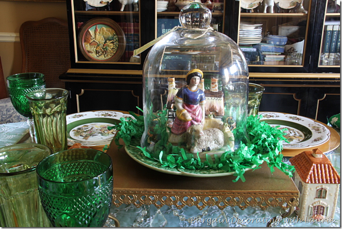 St. Patrick's Day Table Centerpiece