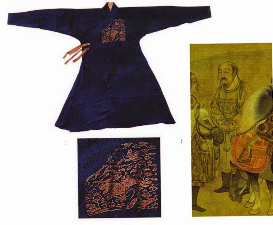 Одеяние монголов