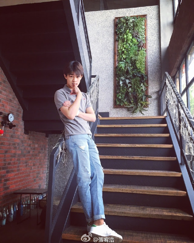 Zhang Youhao China Actor